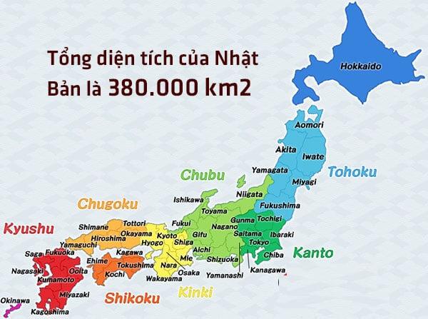 Địa lý Nhật Bản