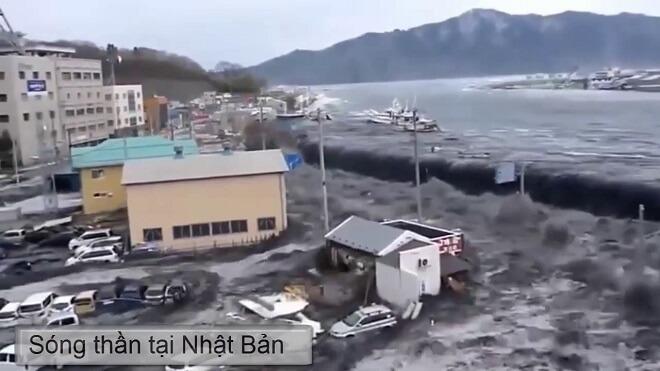 Động đất và sóng thần tại Nhật Bản