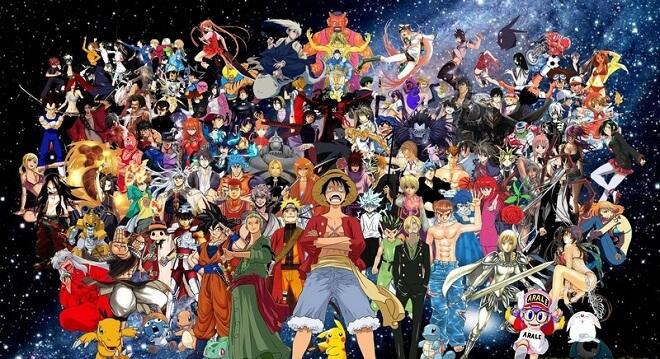Manga và anime