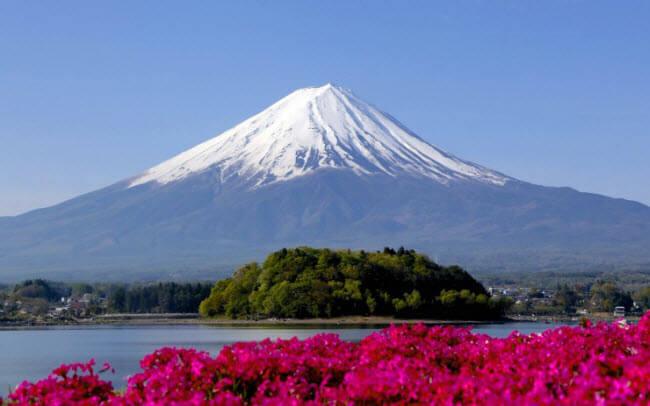 Phong cảnh thiên nhiên tại Nhật Bản