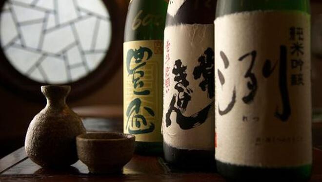 Rượu mirin và sake