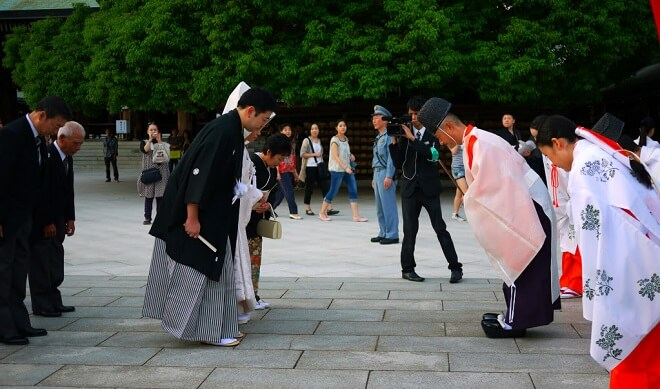 Văn hóa Nhật Bản trong giao tiếp