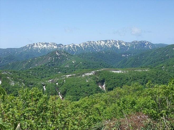 Vùng núi Shirakami