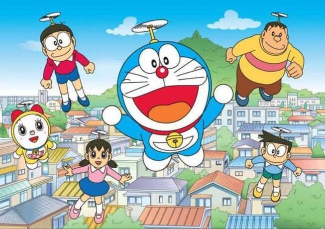 truyen-tranh-nhat-ban-Doraemon
