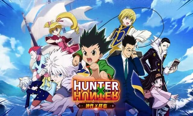 truyen-tranh-nhat-ban-Hunter-x-Hunter
