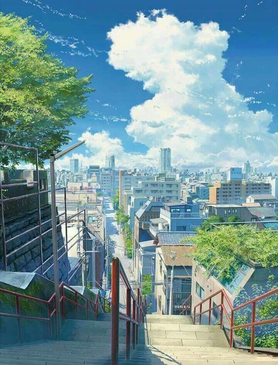 Ảnh Phong cảnh nhất bản anime