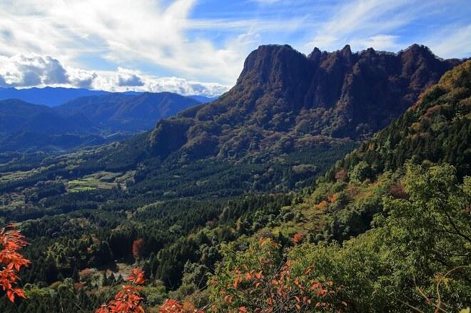 Ngọn núi thiêng Kinkeisan