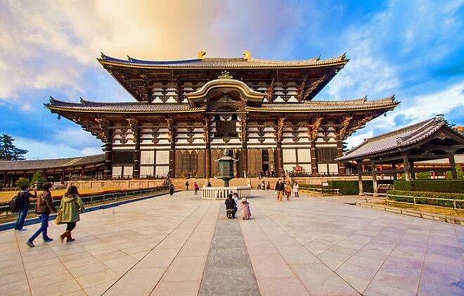 Quần thể kiến trúc Phật giáo Horyuji