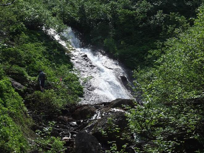 Công viên tự nhiên Sharidake