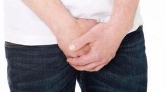 Bộ phận sinh dục ngứa ở nam