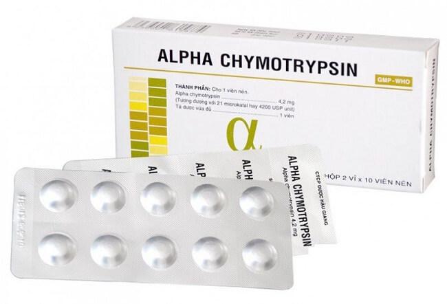 alphachymotrypsin-cho-tre-em