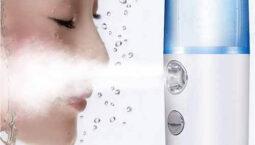 Tác dụng của máy phun sương để làm đẹp