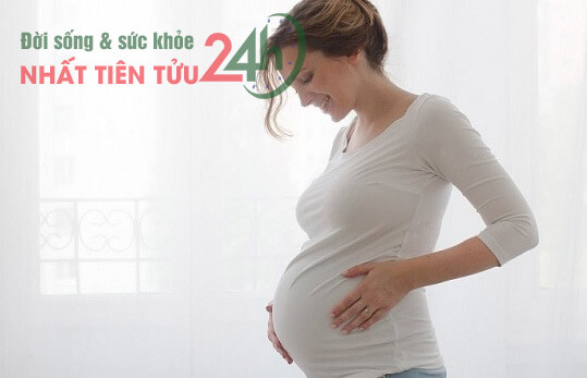 Sự thay đổi trong cơ thể mẹ khi mang thai