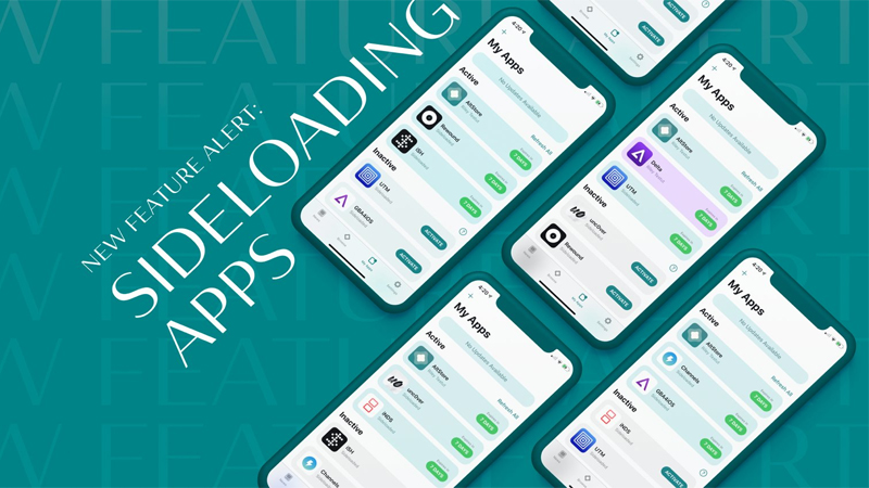 Cách cài AltStore cho iPhone để tải ứng dụng ngoài không cần Jailbreak