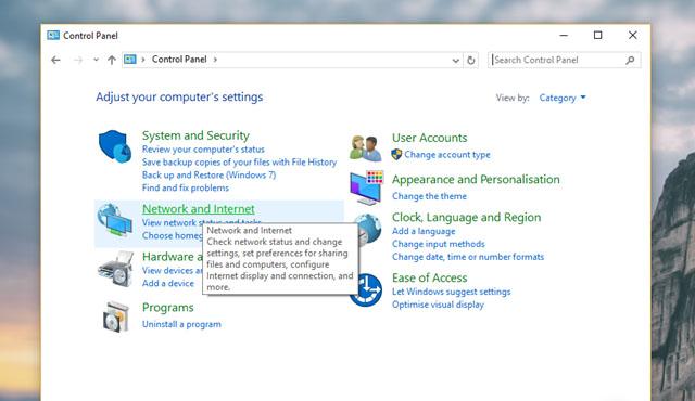 Khắc phục lỗi không thể cài đặt phần mềm trên Windows 10-5