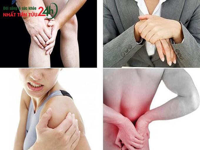 Tác hại bệnh cơ xương khớp