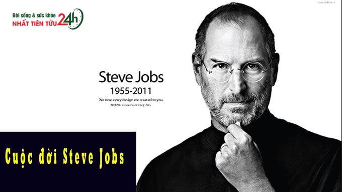 Cuộc đời Steve Jobs – Steve Jobs