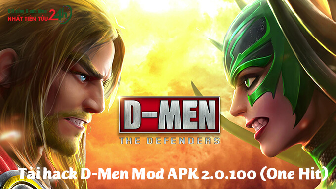 D-Men Mod APK 2.0.100 - 1