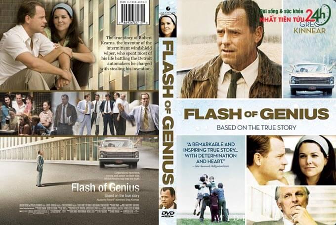 Khoảnh khắc thiên tài – Flash of Genius (2008)