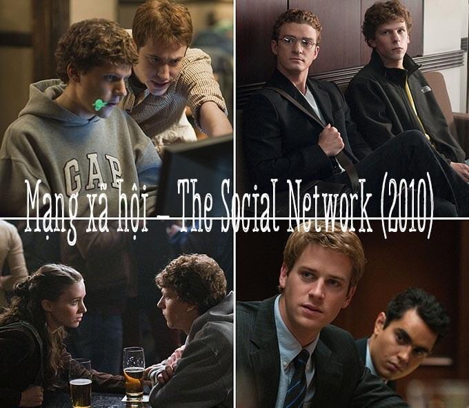 Mạng xã hội – The Social Network (2010)