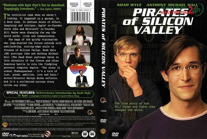 Những tên cướp ở thung lũng Silicon – Pirates of Silicon Valley (1999)