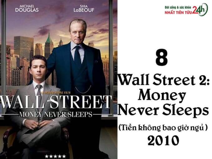 Phố Wall – Tiền không bao giờ ngủ (2010)