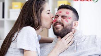 bệnh lây qua nụ hôn