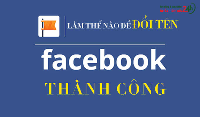 đổi tên fanpage facebook 5