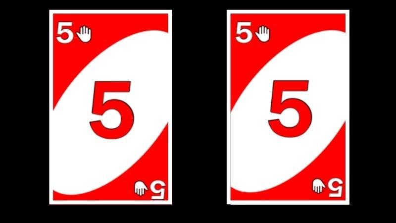 Luật chơi khác của Uno 1