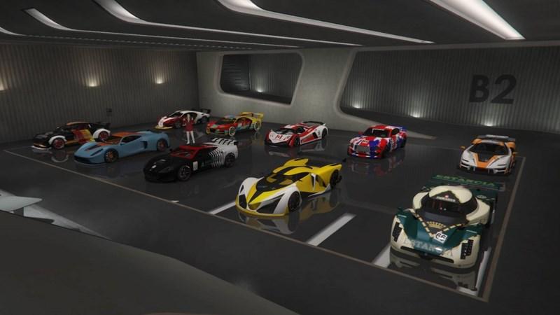 grand theft auto v 9